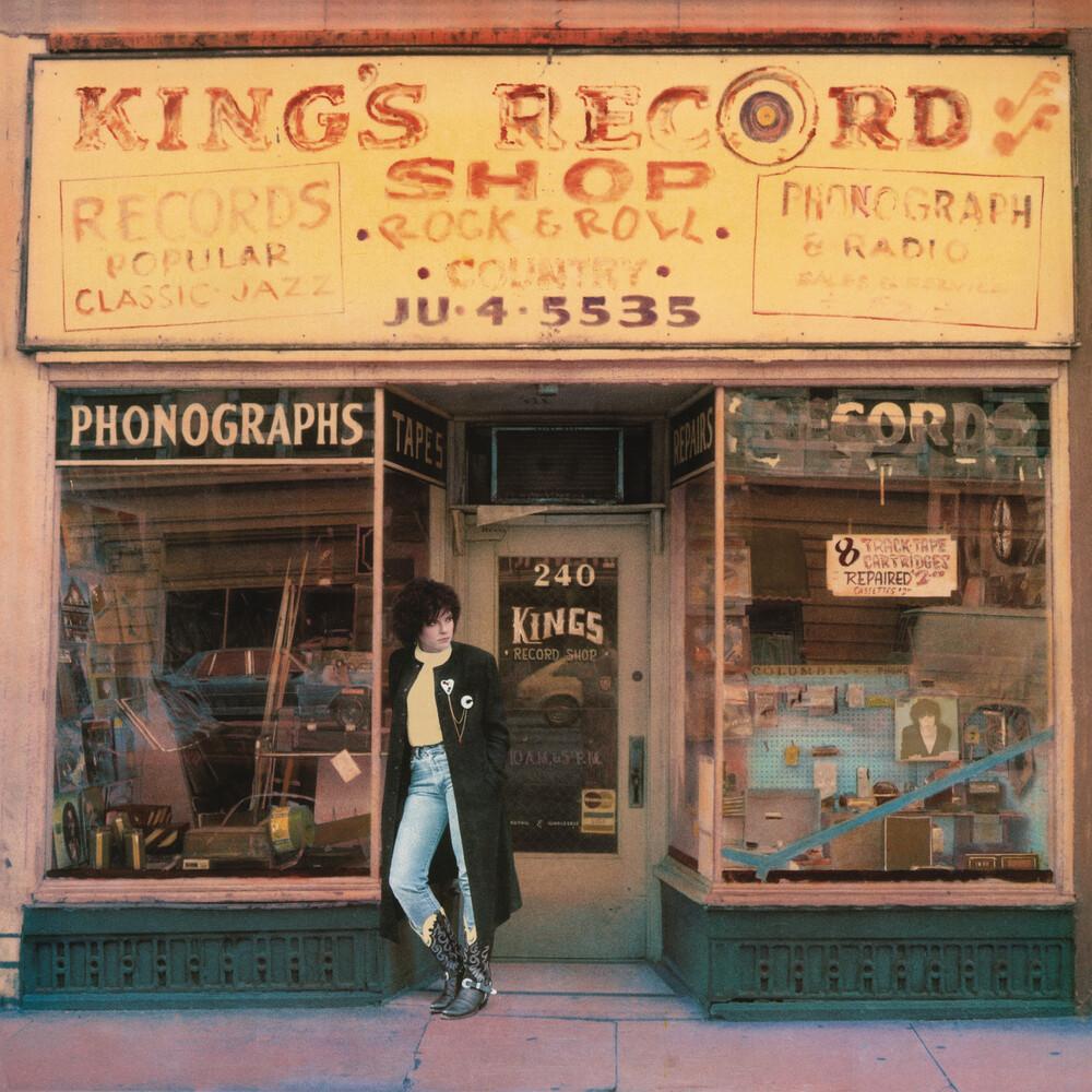 Rosanne Cash - Kings Record Shop (Hk)