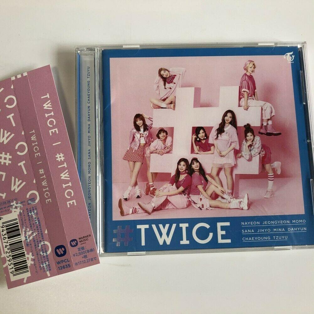 Twice - #Twice (Jpn)