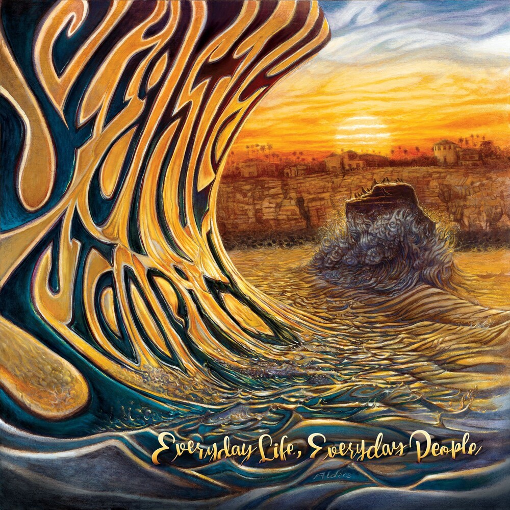Slightly Stoopid - Everyday Life, Everyday People [LP]