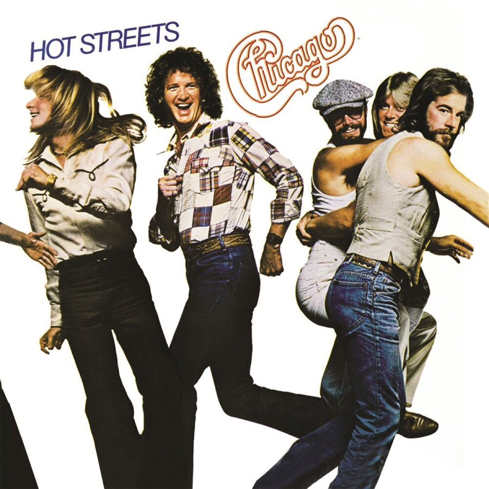 Chicago - Hot Streets: Expanded And Remastered