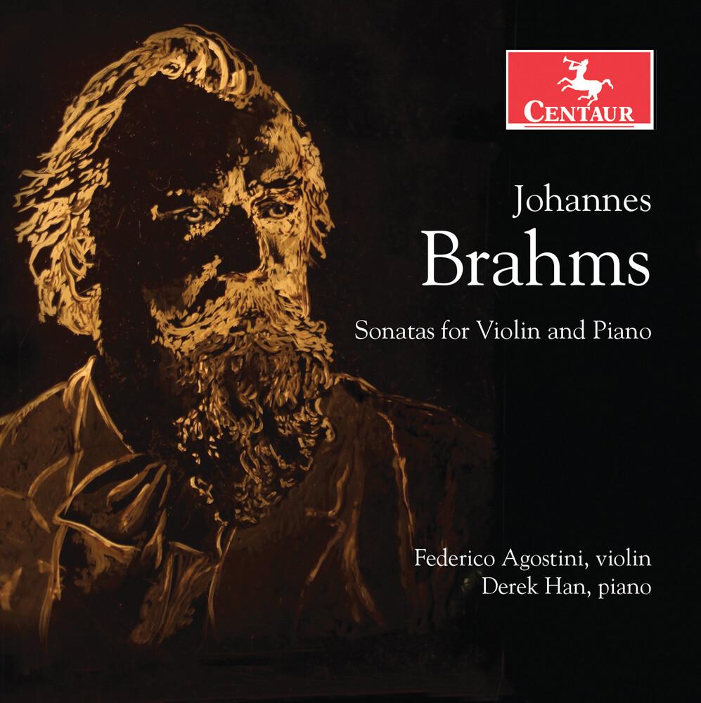 Federico Agostini - Sonatas For Violin & Piano