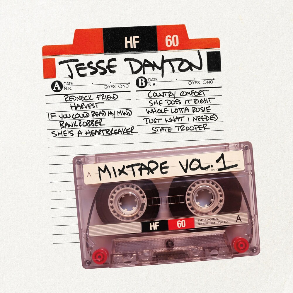 Jesse Dayton - Mixtape Volume 1 [LP]