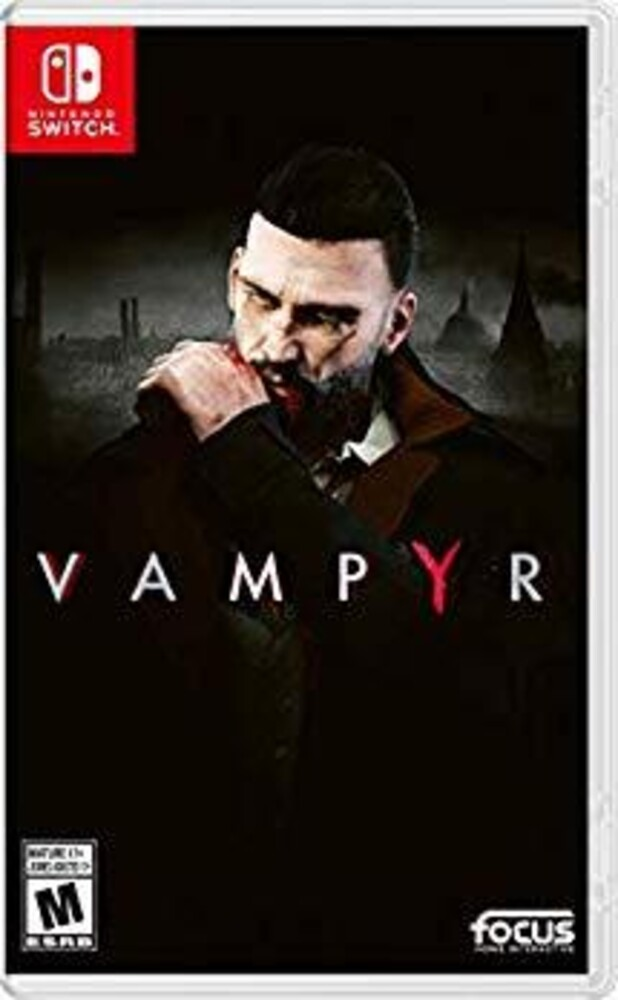- Vampyr for Nintendo Switch