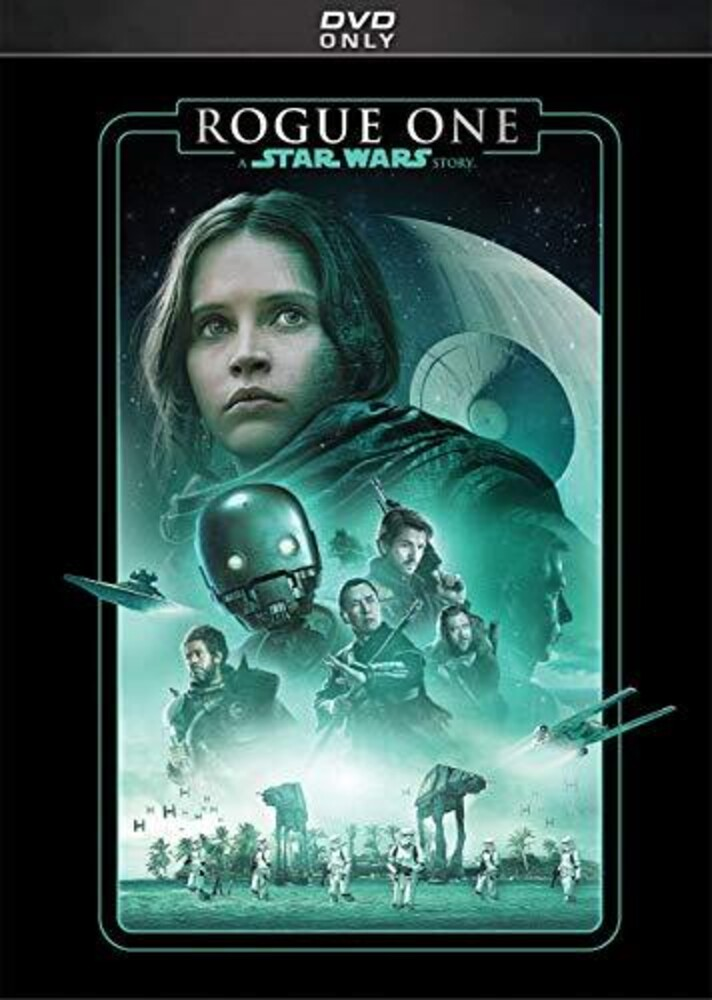 - Rogue One: A Star Wars Story / (Rpkg)