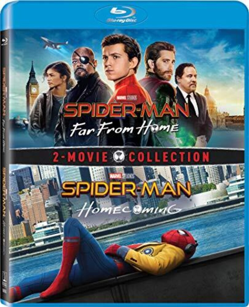 Spider-Man - Spider-Man: Far From Home / Spider-Man: Homecoming