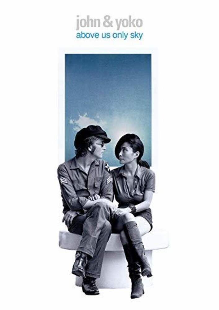 John Lennon - John & Yoko: Above Us Only Sky [DVD]