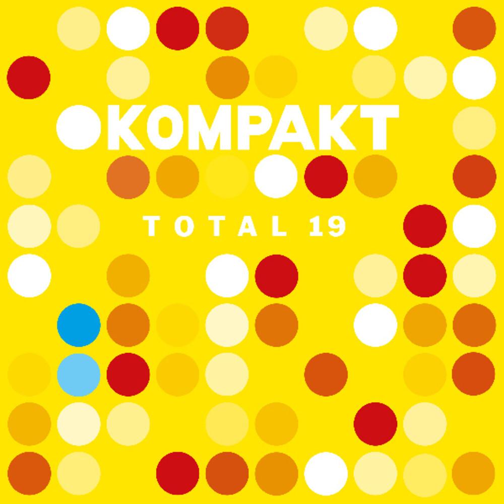 Kompakt Total 19 / Various 2pk - Kompakt Total 19 (Various Artists)