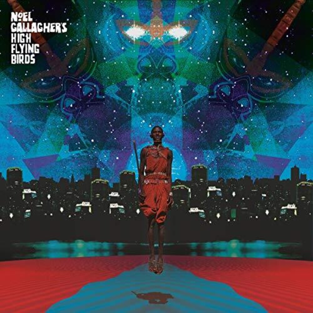 Noel Gallagher's High Flying Birds - This Is The Place EP [Vinyl]