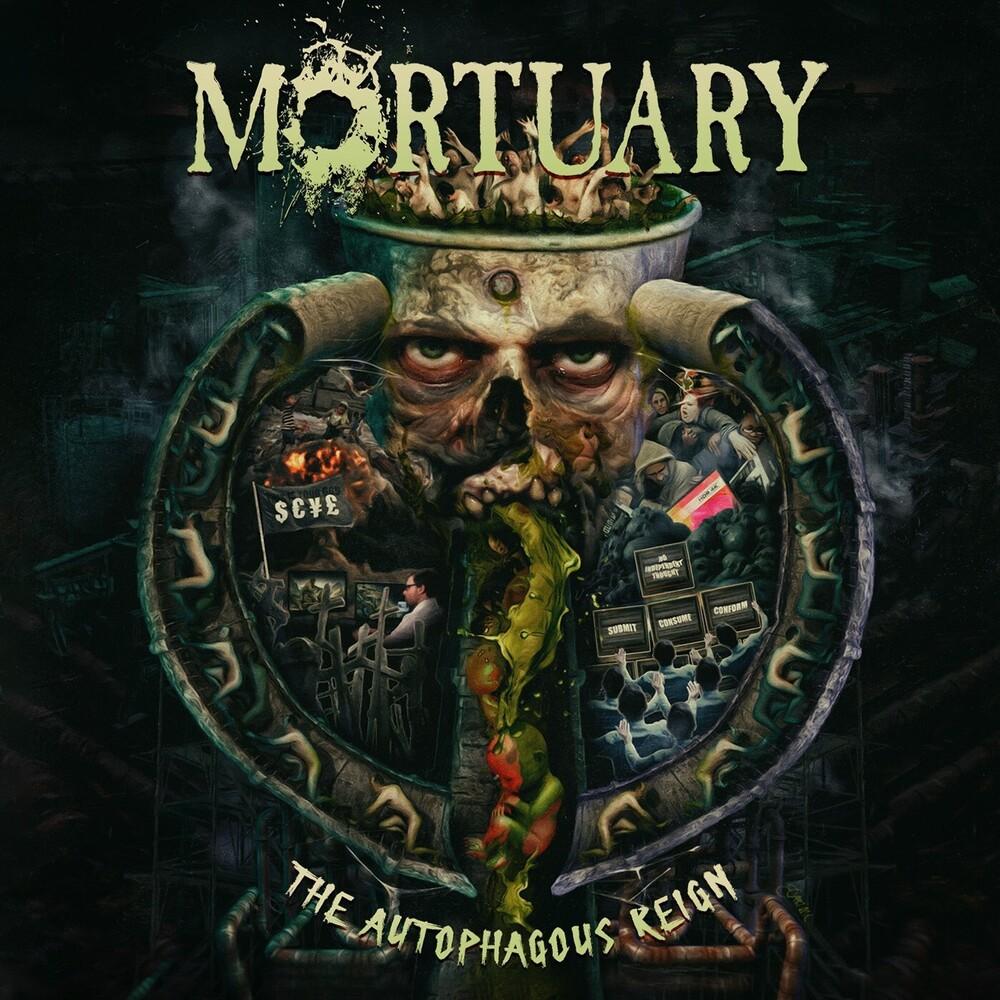 Mortuary - Autophagous Reign