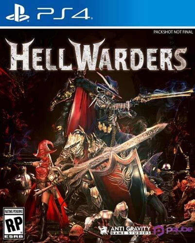 - Hell Warders for PlayStation 4