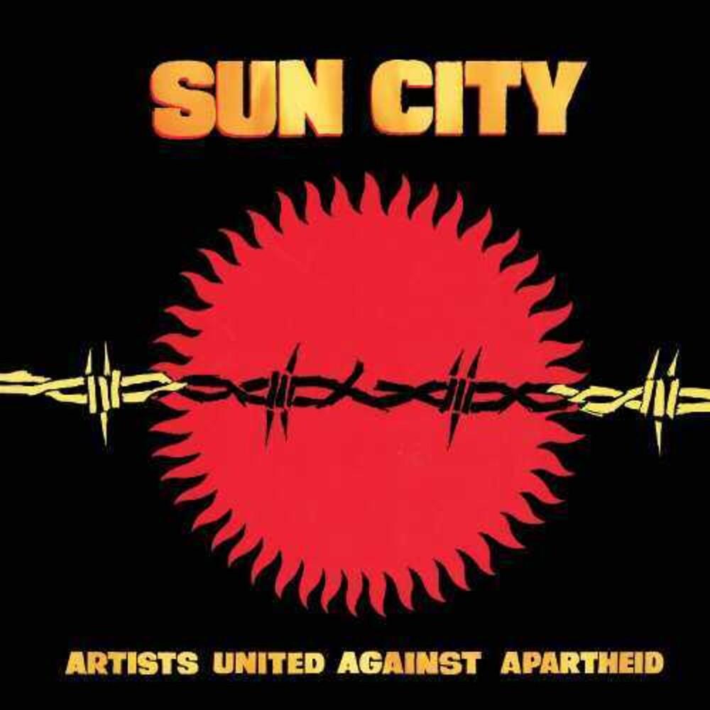 Various Artists - Sun City: Artists United Against Apartheid [LP]