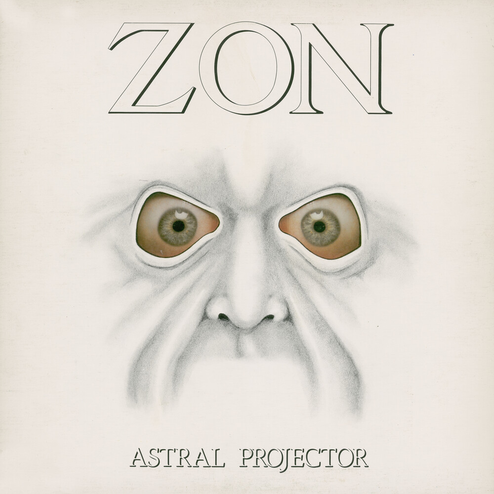 Zon - Astral Projector (Bonus Tracks) [Deluxe] [With Booklet] (Coll)