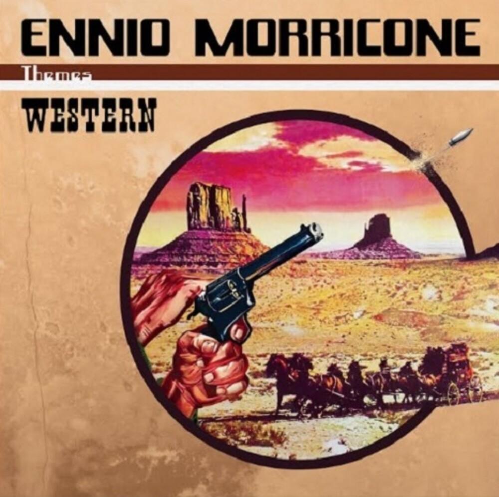Ennio Morricone Colv Gate Ltd Ogv - Themes: Western [Colored Vinyl] (Gate) [Limited Edition] [180 Gram]