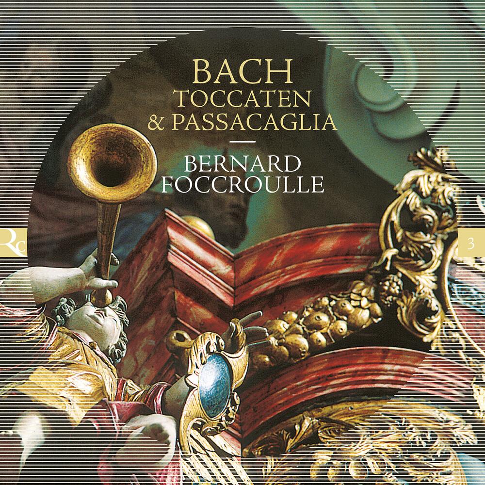 J Bach S / Foccroulle - Toccaten & Passacaglia