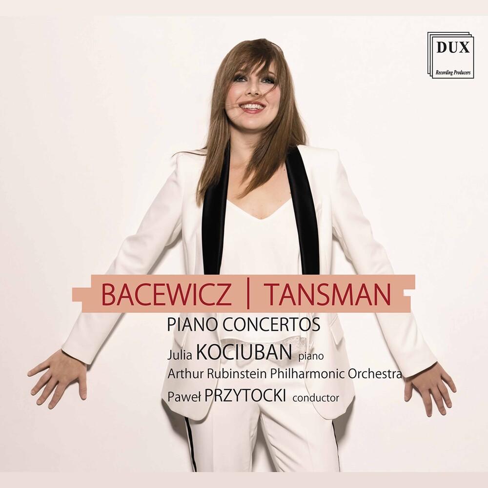 Bacewicz / Kociuban / Przytocki - Piano Concertos
