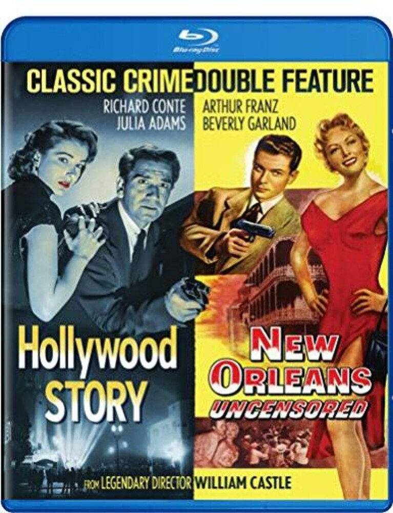 Hollywood Story / New Orleans Uncensored - Hollywood Story / New Orleans Uncensored (2pc)