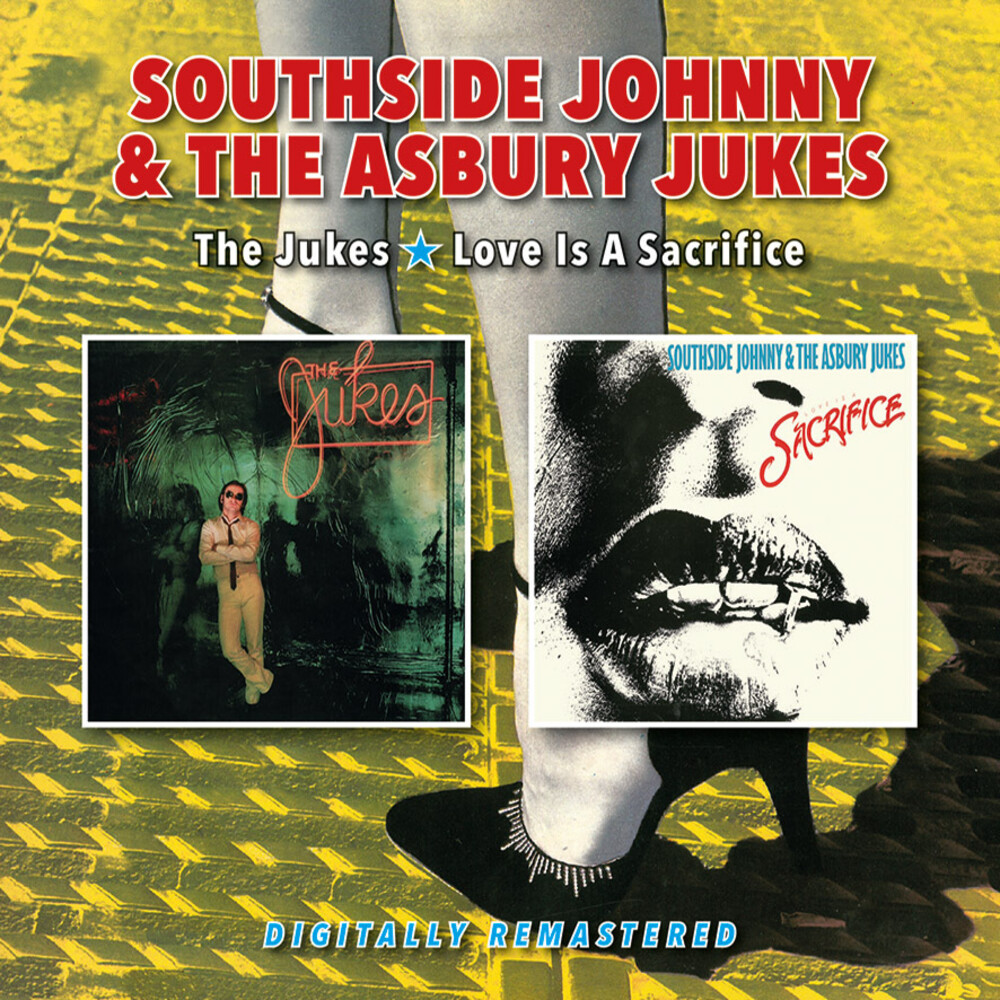 Southside Johnny & The Asbury Jukes - Jukes / Love Is A Sacrifice (Uk)