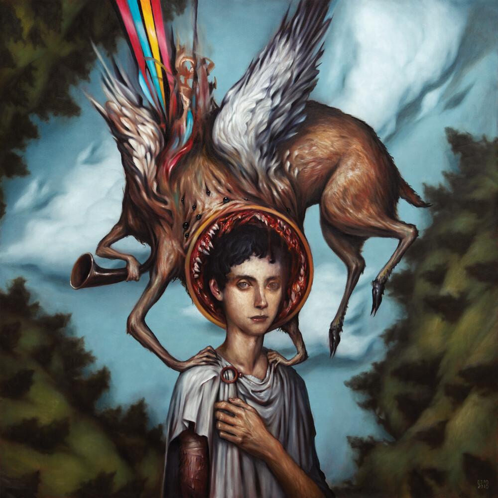Circa Survive - Blue Sky Noise 10 Yr Anniversary [Pink, Yellow, Blue 3LP]