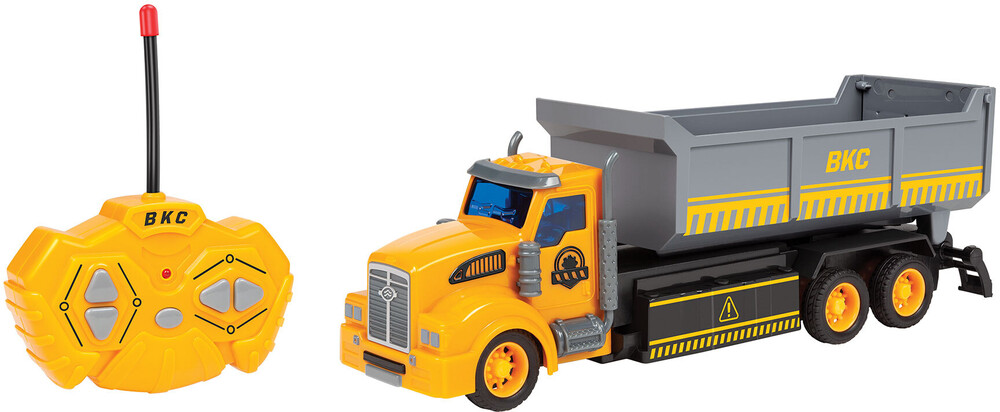 Rc Vehicles - Big Kid's Construction: 1:48 RC Dump Truck
