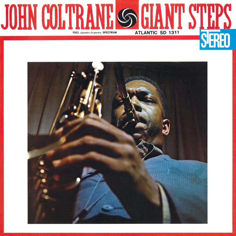 John Coltrane - Giant Steps (60th Anniversary Edition)