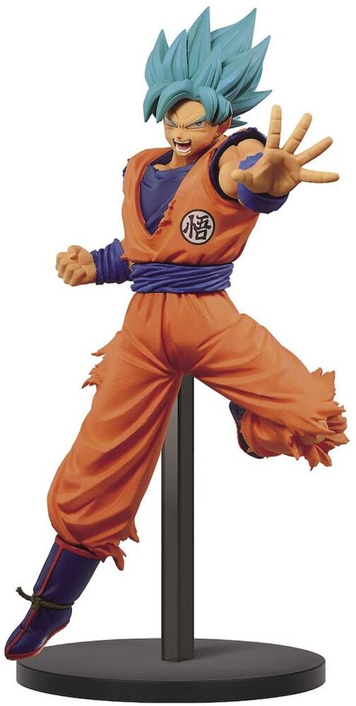 Banpresto - BanPresto - Dragon Ball Super Chosenshiretsuden II vol.4 Super Saiyan God Super Saiyan Son Goku Figure