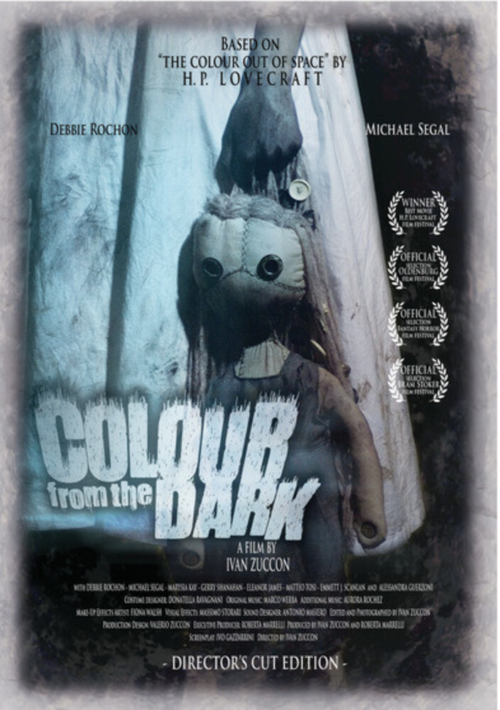 - Colour From The Dark