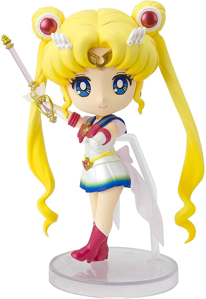 Tamashii Nations - Pretty Guardian Sailor Moon Eternal - Super Sailor Moon - Eternal Edition, Bandai Tamashii Nations Figuarts Mini