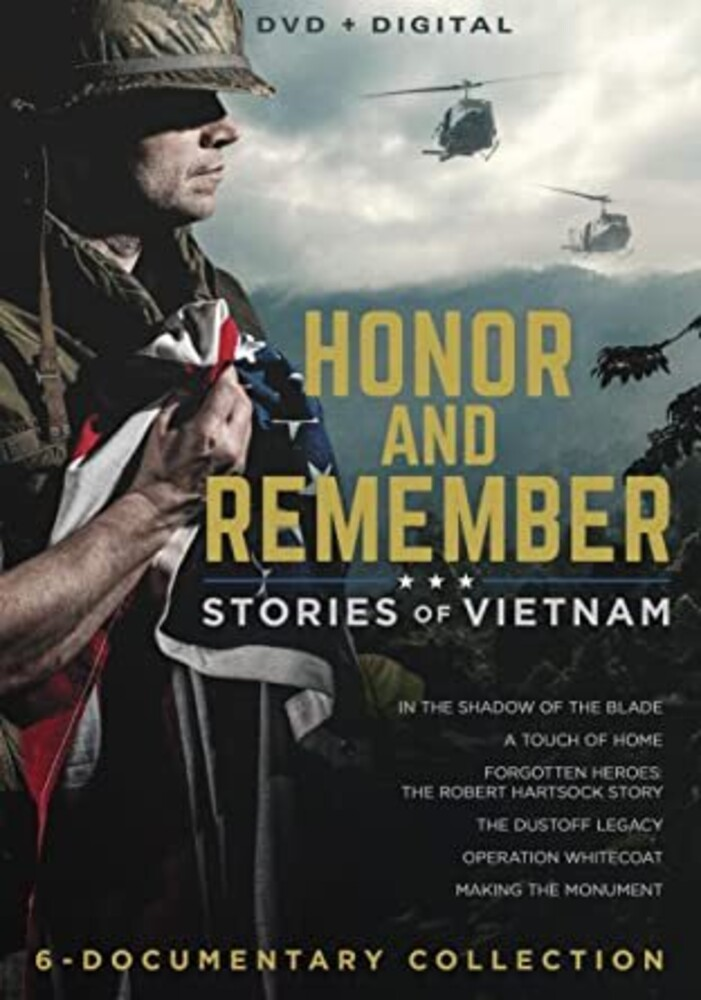 Honor & Remember: Stories of Vietnam - Honor & Remember: Stories Of Vietnam (2pc) / (2pk)