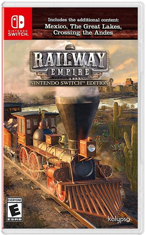 - Railway Empire