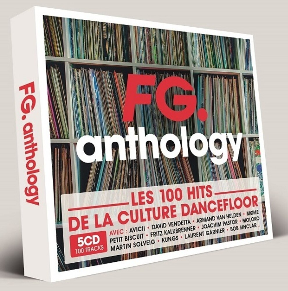 Fg Anthology / Various - Fg Anthology / Various (Fra)