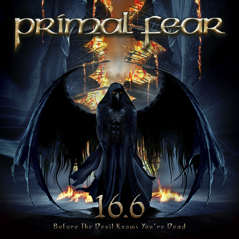 Primal Fear - 16.6 (Before The Devil Knows You're Dead) [Limited Edition Red/Black LP]