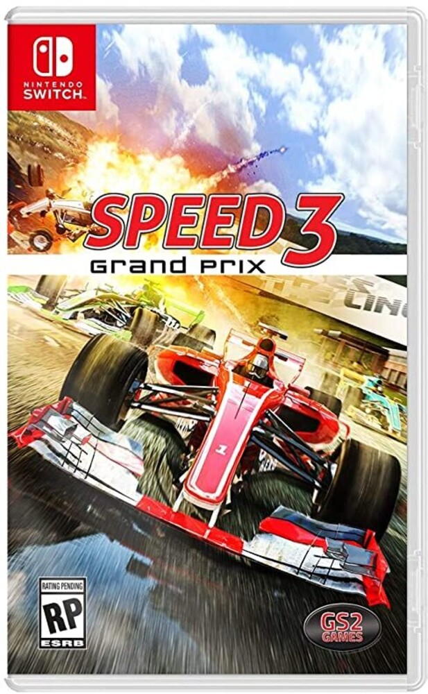 Swi Speed 3 Grand Prix - Speed 3 Grand Prix for Nintendo Switch