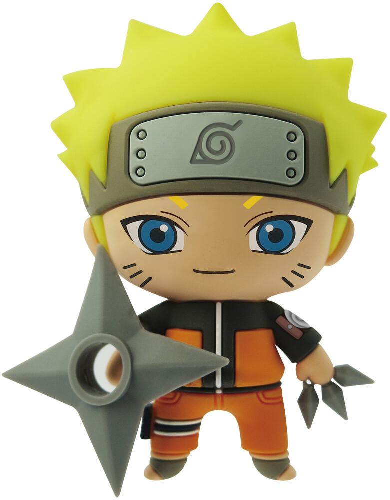 Naruto 3D Foam Magnet - Naruto 3D Foam Magnet
