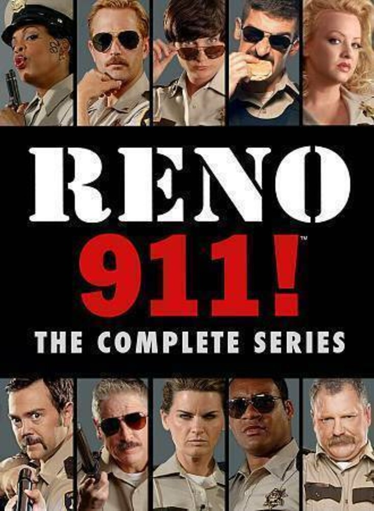 Reno 911: Complete Series - Reno 911: Complete Series (14pc) / (Box Full Amar)
