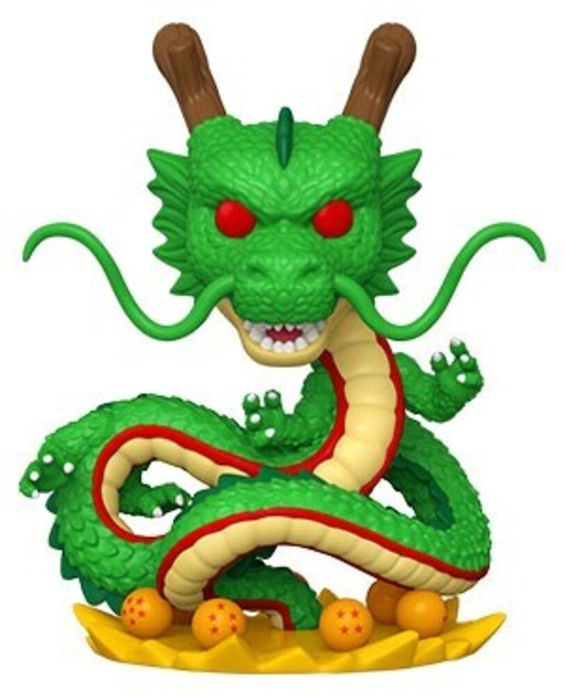 - FUNKO POP! ANIMATION: Dragon Ball Z- Shenron Dragon 10""