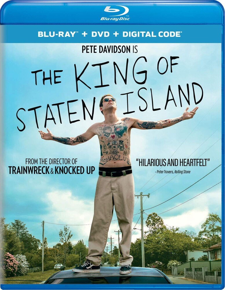 The King of Staten Island [Movie] - The King of Staten Island