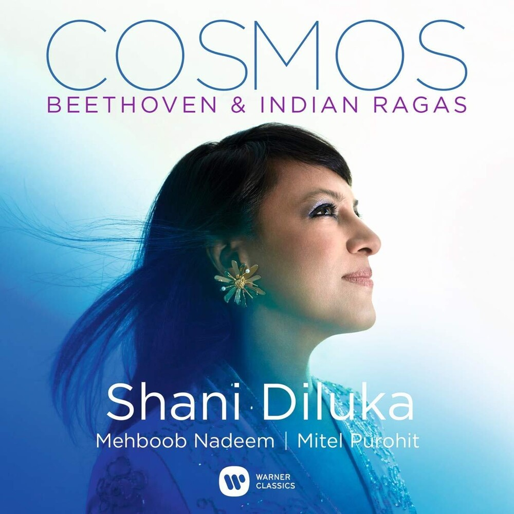 Shani Diluka - Cosmos - Beethoven & Indian Ragas [Digipak]
