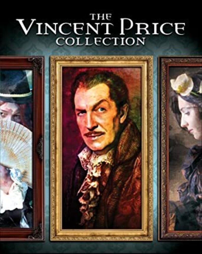 - Vincent Price Collection (4pc) / (Box Dts Sub Ws)