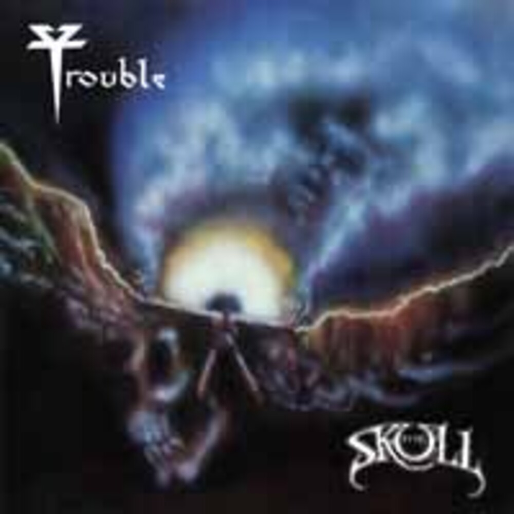Trouble - He Skull (Blue) (Uk)