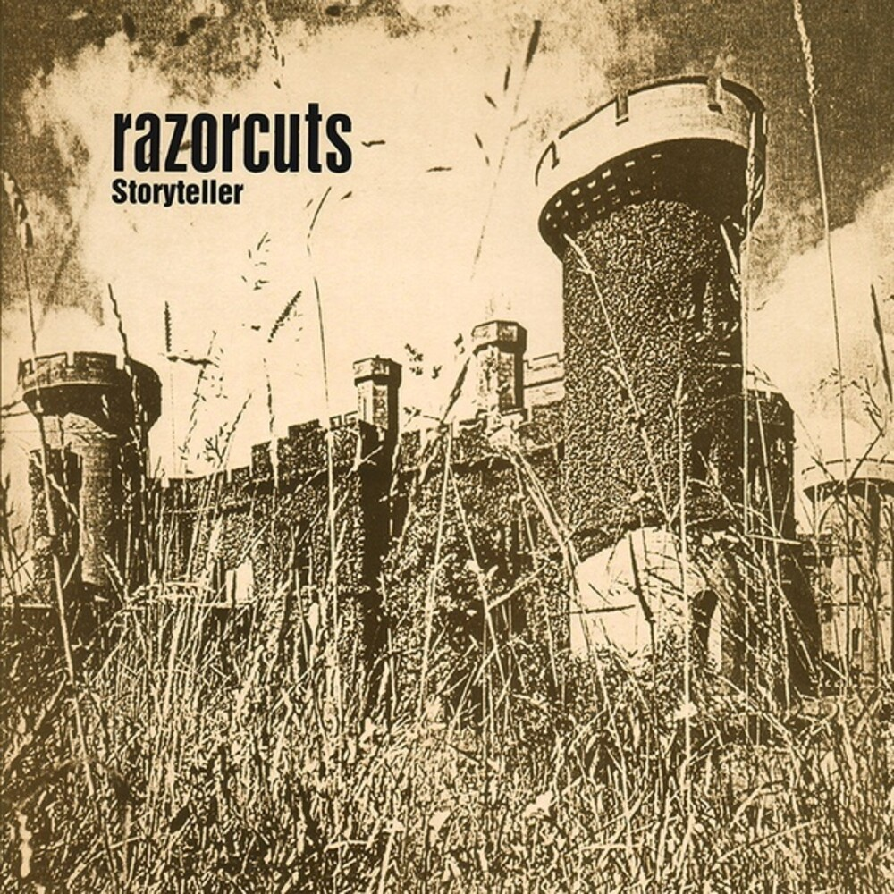 Razorcuts - Storyteller (Blk) [Colored Vinyl] (2pk)