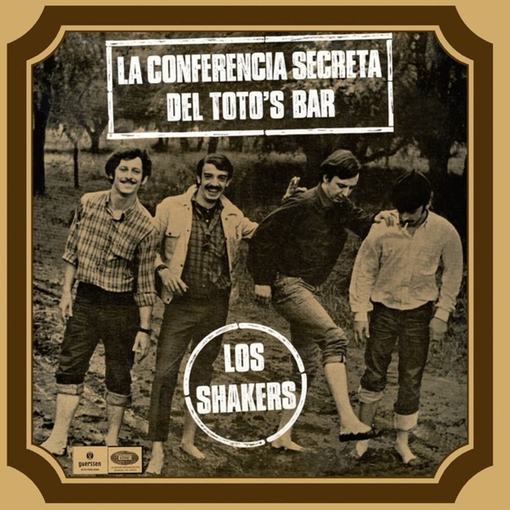 Los Shakers - Conferencia Secreta Del Toto's Bar