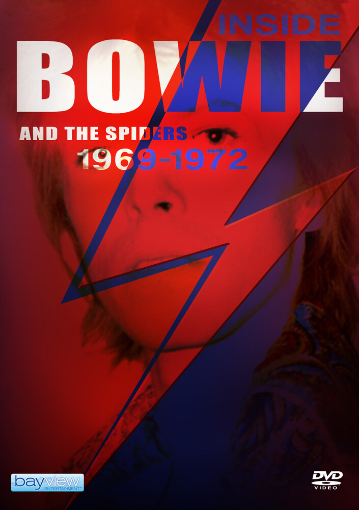 David Bowie: Inside 1969-72 - David Bowie: Inside 1969-72