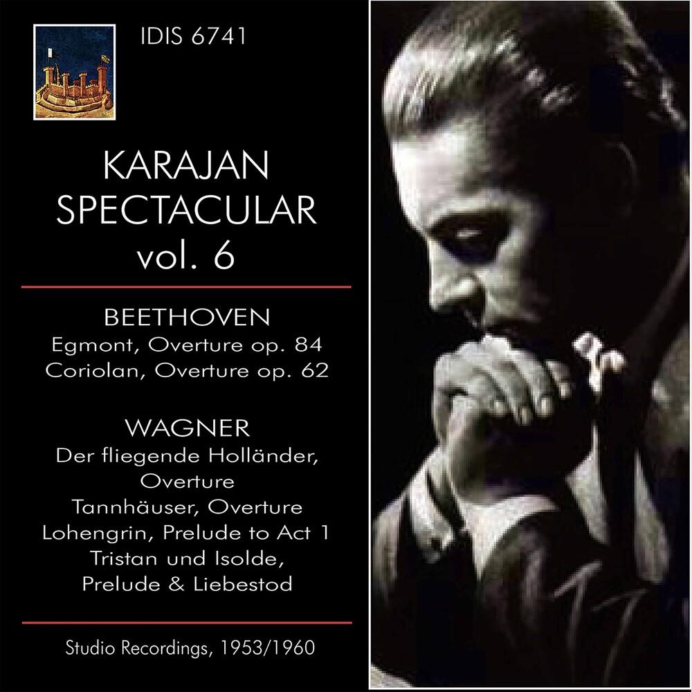 Beethoven / Karajan / Berliner Philarmoniker - Karajan Spectaclar 6