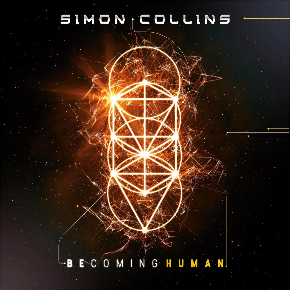 Simon Collins - Becoming Human