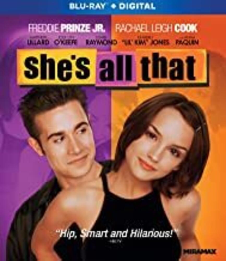 Freddie Prinze, Jr. - She's All That / (Amar Dub Sub Ws)