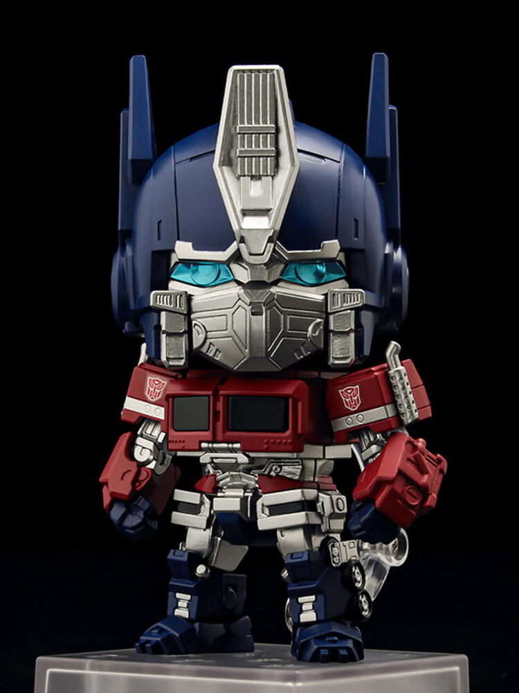 - Good Smile Company - Transformers - Nendoroid Optimus Prime