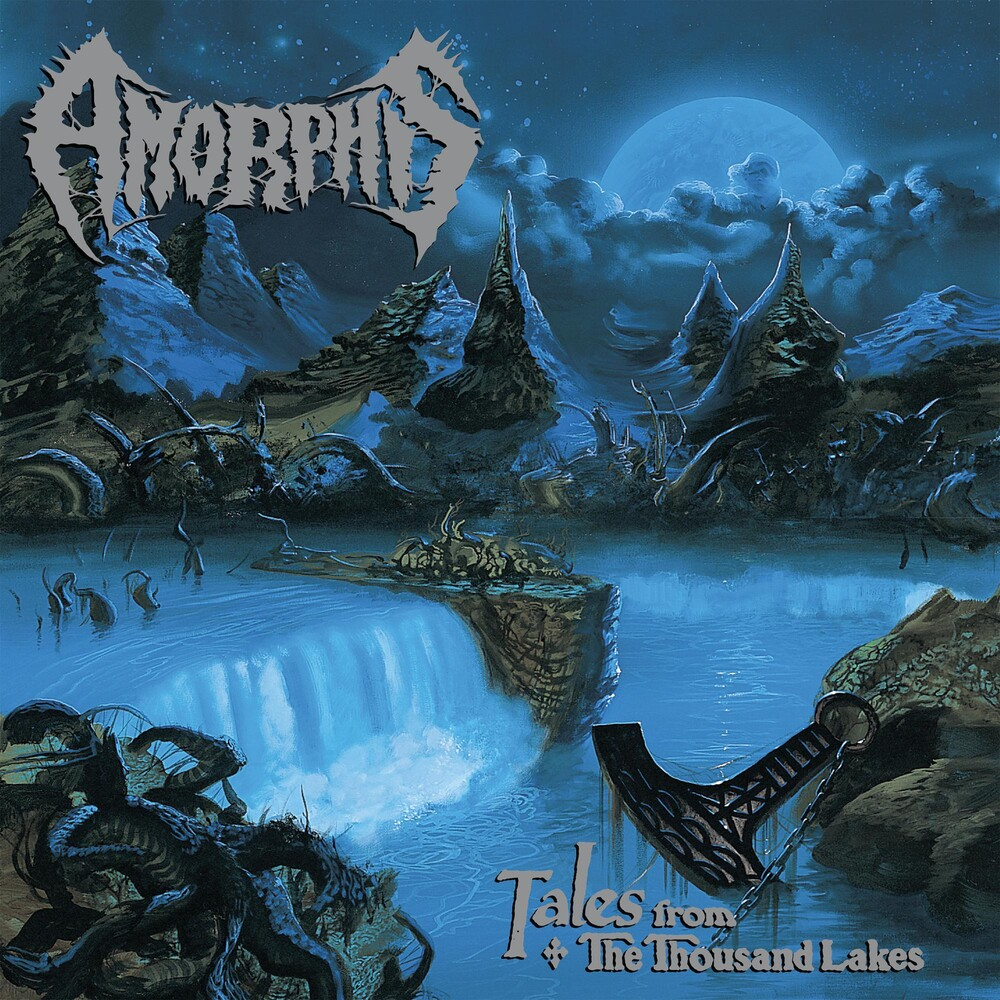 Amorphis - Tales From The Thousand Lakes Single (Reis)