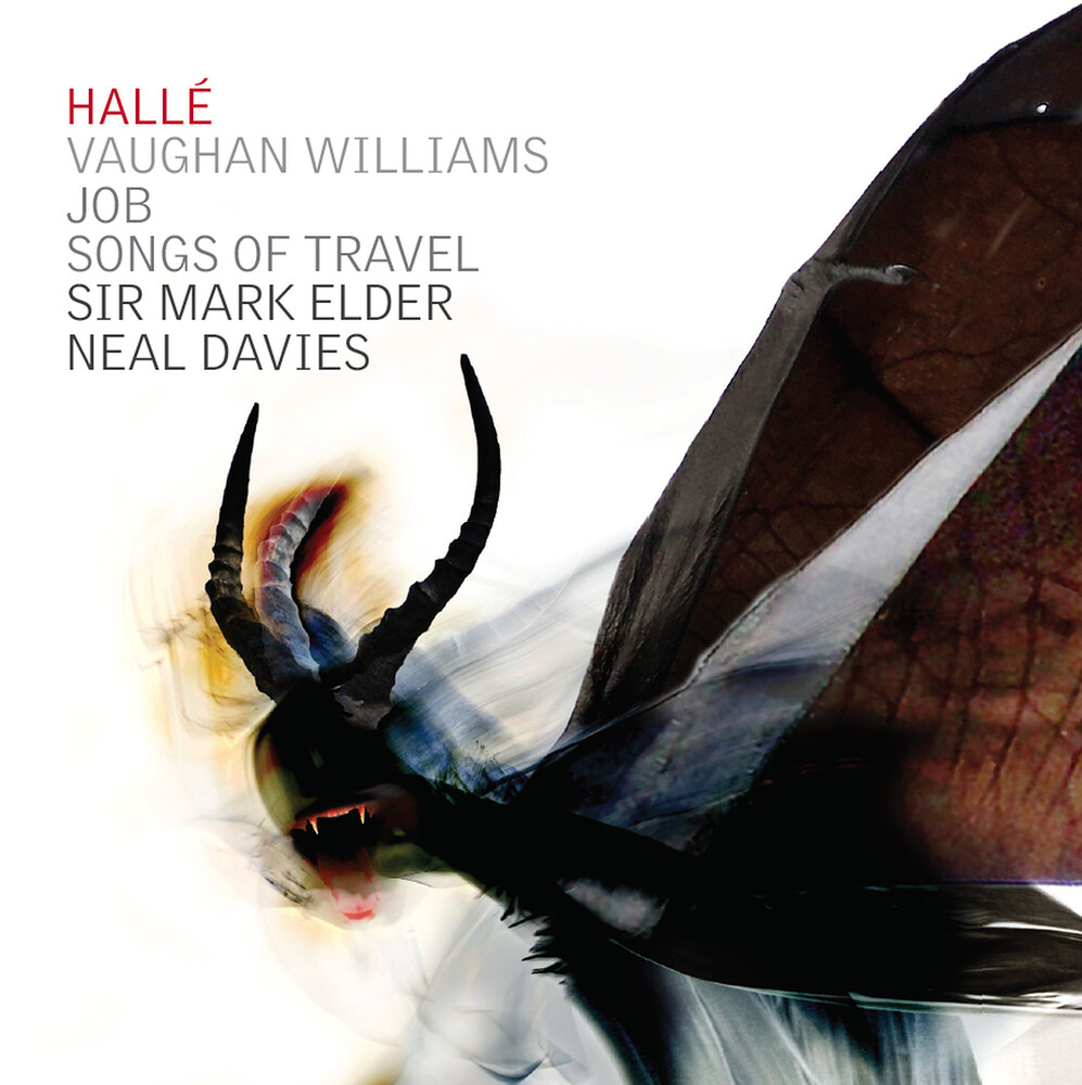 Hallé - Vaughan Williams: Job & Songs Of Travel