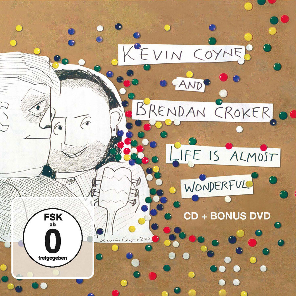 Kevin Cyone / Croker,Brendan - Life Is Almost Wonderful (W/Dvd)
