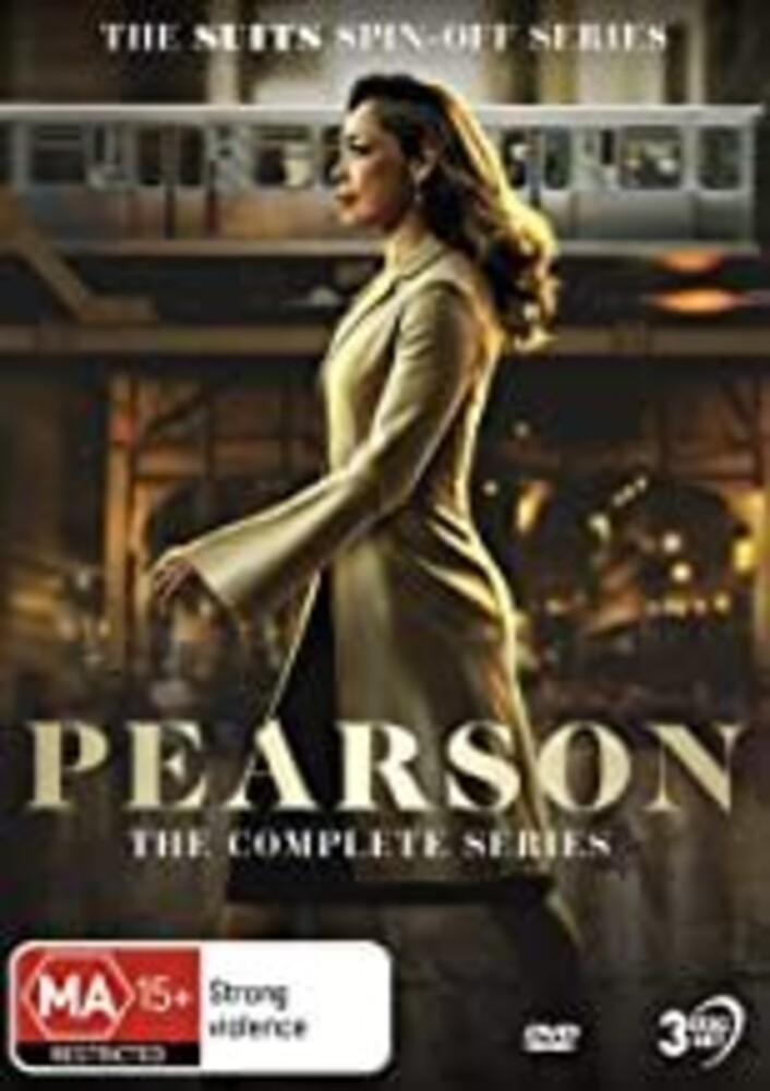 - Pearson: The Complete Series